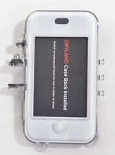 MOPHIE OUTRIDE ACTION CASE FOR IPHONE 4 4S $150 white USED interchangeable back