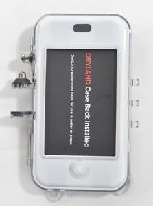 MOPHIE OUTRIDE ACTION CASE FOR IPHONE 4/4S $150 white USED interchangeable back