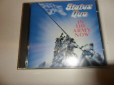 CD status quo – in the Army Now