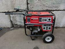 HONDA EB3500 3500 WATTS GENERATOR STARTS AND RUNS GREAT 120/240V