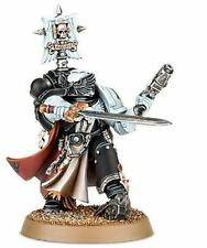 Warhammer 40K Limited Ed Space Marine Shadow Force Raven Guard Captain Solaq