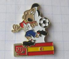 Fuji/scelta, Mondiali calcio 94 USA/Striker/Spagna... SPORT/foto pin (115i)