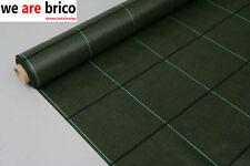 Malla antihierba rollo 1.05x100m verde 100gr/m2 -Agrifast- 105m2