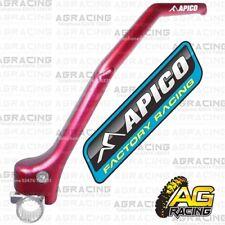Apico Red Kick Start Lever Pedal For Honda CR 250 1997-2007 Motocross Enduro
