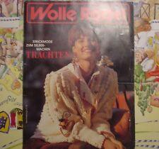 Wolle Rödel # 97014 Strickmode z.Selbermachen TRACHTEN FOLKORE f.d.ganze Familie