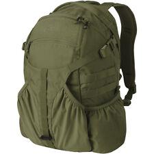 Helikon Raider Backpack Tablet Helmet Carrier Hunting MOLLE Rucksack Olive Green