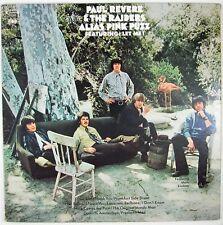 PAUL REVERE AND THE RAIDERS Alias Pink Fuzz LP 1969 ROCK NM- NM-