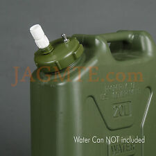 Economy Pressure Kit -Scepter MWC- OliveDrab -Modified Cap- Military WATER Can