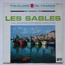 Folklore de France Les Sables d Olonne LE NOUCH DUX 40435