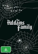 The Addams Family The Complete Series DVD R4