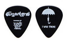 Sugarland Black Umbrella Guitar Pick - 2011 Incredible Machine Tour