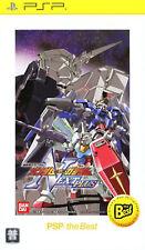 New Gundam vs. Gundam Next Plus Best Version psp asian