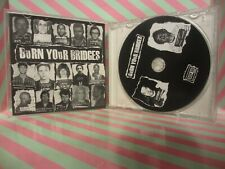BURN YOUR BRIDGES s/t CD DS-47
