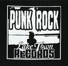 LakeTownRecords Support Patch / Aufnäher NEU 1,20€ Punk Punkrock Oi Punkpatch