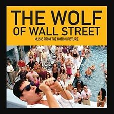 Wolf of Wall Street Original Soundtrack OST CD - very good condition