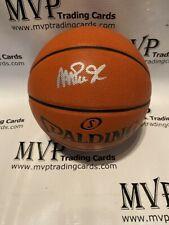 Beckett Authentic Magic Johnson Autograph Full Size NBA Replica Basketball
