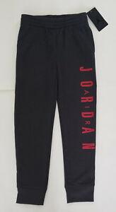 Nike Air Jordan Joggers Sweat Pants Youth Sizes S, M, L, XL : NWT
