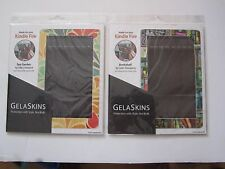 GelaSkins Kindle Fire, Bookshelf, Sea Garden Skins Brand New