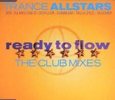 Trance Allstars | Single-CD | Ready to flow-The Club Mixes (2000)