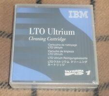 IBM 08L9124 LTO Ultrium Universal Cleaning Tape Cartridge Genuine New!