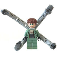 LEGO Spider-Man 2 - Dr. Octopus / Doc Ock Minifigure - From #4854 Bank Robbery