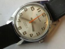 a vintage gents / mid size manual wind le cheminant watch spares/ repairs