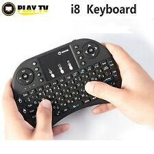 Original I8 Mini Wireless Gaming Keyboard Russian English Hebrew 2.4G ... NO VAT