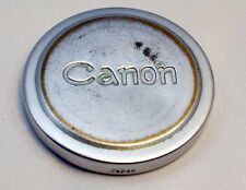 Canon Front lens cap 50mm ID for 48mm rim Metal rangefinder f1.4 50mm 85mm f1.9