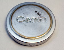 Canon Front Lens Cap 48mm rim Metal rangefinder f1.4 50mm 85mm f1.9 Serenar