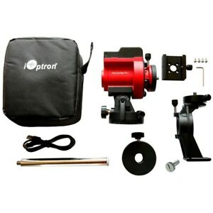 iOptron SkyGuider Pro Camera Mount with iPolar and Tripod.