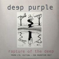 DEEP PURPLE : RAPTURE OF THE DEEP - [ CD ALBUM PROMO ]
