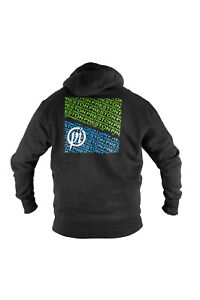 Preston Innovations Black Hoodie (All Sizes) *New 2021* - Free Delivery