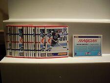 1990-91 Score #338 Wayne Gretzky Magic Lot of 30