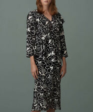 Finery Clemence Black & White Floral Dress