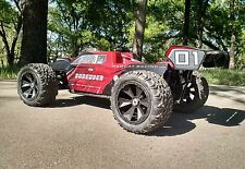 REDCAT SHREDDER 1/6 SCALE BRUSHLESS ELECTRIC MONSTER TRUCK(Free Alien License w/