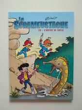 RE 2005 (très bel état) - Le Scrameustache 35 (l'antre de Satic) - Gos & Walt