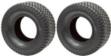 (2) 20x8x8 Turf Tires John Deere L100 105 110 Rear Tires 20x8-8 20-8.0-8.0