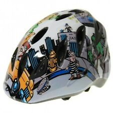 GIRO SPREE TODDLER COPS ROBBERS CHILD QUALITY HELMET TWO LED LIGHTS 46-50cm