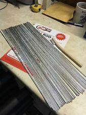 50 x de Aluminio de Soldadura Soldadura Soldadura Baja Temperatura Durafix Easyweld + Varillas + Pincel