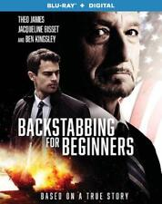 BACKSTABBING FOR BEGINNERS NEW BLU-RAY DISC