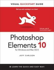 Photoshop Elements 10 for Windows and Mac OS X: Visual QuickStart-ExLibrary