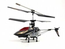 Syma S800G 4 Channel Remote Control Helicopter with Bonus Parts - Black and