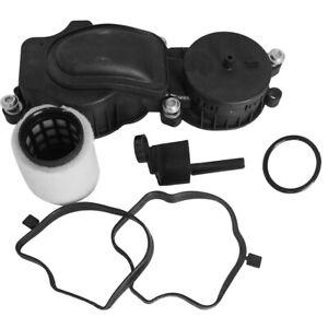 PCV Crankcase Oil Vent Breather Filter Kit for BMW 3 5 7 X5 E46 E39 E38 E53 3.0d