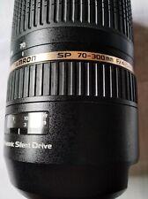Objetivo Tamron AF 70-300 F4 - 5.6 SP Di USD A005 para Sony/Minolta A MINT!