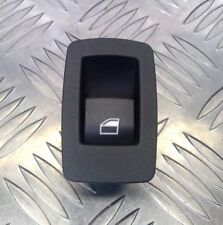 Rear Window Switch Button Black (Driver or Passenger) 9208106 - BMW F20 1 series
