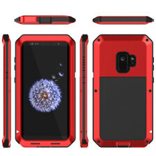 Extreme Aluminum Metal Bumper Shockproof Case For Samsung S20 S10 S9 + Note 10 9