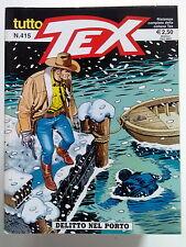 Tutto Tex n. 415 di Bonelli, Galep * ed Bonelli