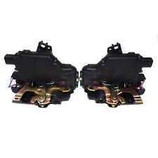 New Door Lock Actuators Pair Rear Left Right For VW Jetta Golf MK4 3B4839015A