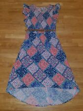 GIRLS JUSTICE DRESS SIZE 16
