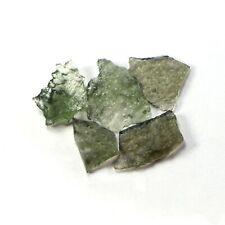 Moldavite - 1g Natural Genuine Czech Lot
